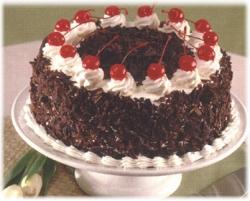 Black Forest Cake- 1 Kg