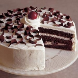 Black Forest Cake- 8 Inches