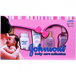 Johnson Baby Care Collection