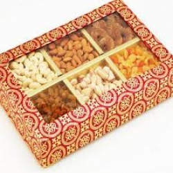 Mix Dry Fruit Box- 1 Kg