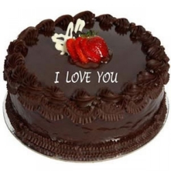 Five Star Chocolate Truffle Cake  2 Kg