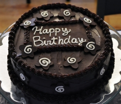 Eggless Chocolate Cake 1 Kg