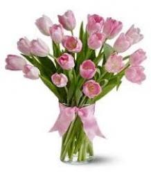 Lovely Pink Flower Arrangement