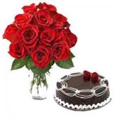 Flower N Cake