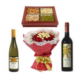Gift Hamper For 50th Anniversary