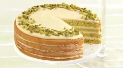 Pistachio Cake- 2 Pound