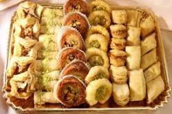 Baklawa Arabic Sweets