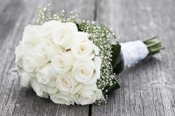 Flower Bouquet For Bride