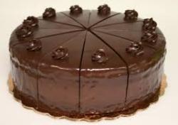 Chocolate Cake - 1 Kg