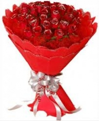 35 Red Roses Bouquet