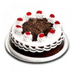 Eggless Black Forest Cake - 1/2 Kg
