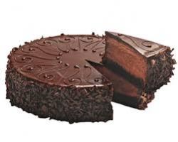Chocolate Truffle Cake - 1kG