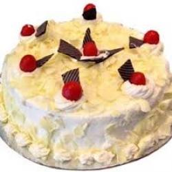 White Forest Cake - 2Kg