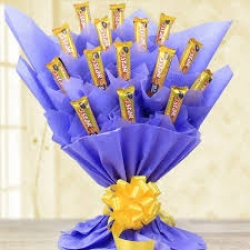 Five-Star Chocolate Bouquet