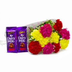 Special Flower Hamper