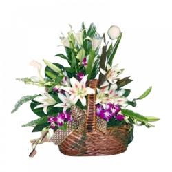 Unique Flower Arrangement