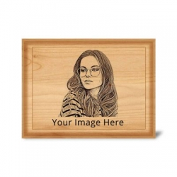 Personalized Wooden  Photo Frame For Her