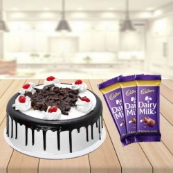 Black Forest Cake Dairy  Milk Chocolate