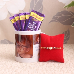 Personalized Gift Hamper For Brother
