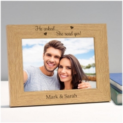 Photo Frame For Fiance