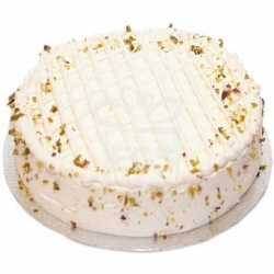 Sugarless Vanilla Cake 500 Grams