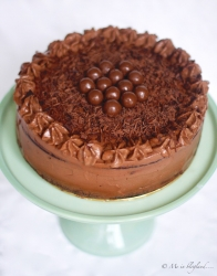 Irish Chocolate Coffee Cake 500 Grams