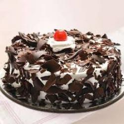 Sugarless Black Forest Cake 1 Kg