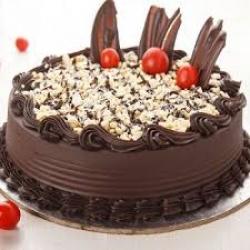 Chocolate Walnut Cake 500 Grams