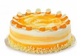 Mango Cream Cake 1 Kg