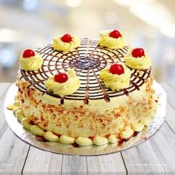 Butterscotch Cake-1.5 Kg