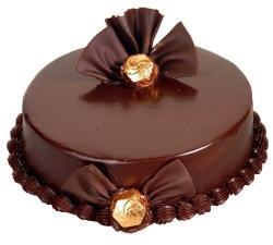 Chocolate Truffle Cake - 1 Kg Or 2 Pound