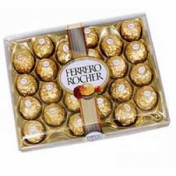 Ferero Rocher Chocolate24 Pieces