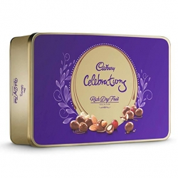 Cadbury Celebration Rich Dry Fruit 177 Grams