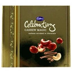 Cadbury  Cashew Magic  200 Grams