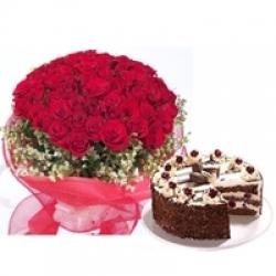 Rose N Cake