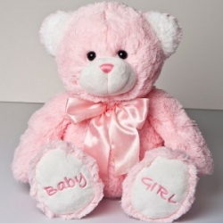 Huge Pink Teddy Bear 36 Inches