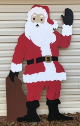 Santa  Claus 12 Inches
