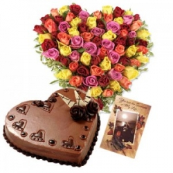 True Love - 450 Roses