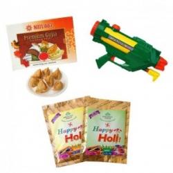 Sweetness On Holi