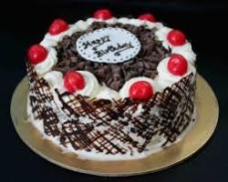 Eggless Black Forest Cake  2 Kg