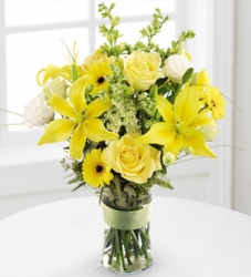 Summer Sunshine Vase Arrangement