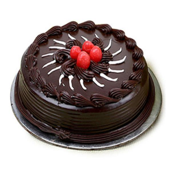 Chocolate Mouse Cake 7 Inches