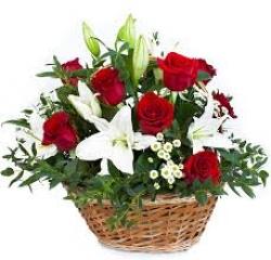 Flower Bouquet For Spouse