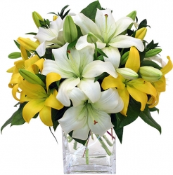 Flower Bouquet For Parents