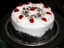 Black  Forest Cake - 1 Kg