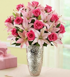 Pink Flower Arrangement