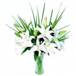 White Flower Arrangement - 20