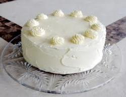 Vanilla Cake 500 Grams