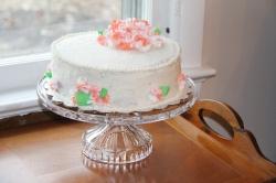 Vanilla Cake 2 Pound
