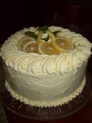 Vanilla Cake 4 Lbs